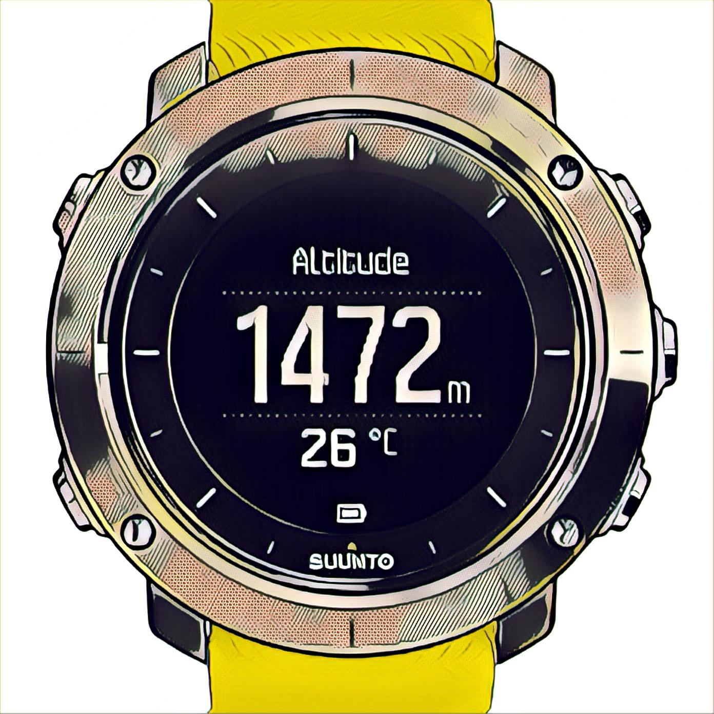 best service 856b3 8f3bf おすすめ登山用腕時計・アウトドアウォッチ 5選![レディース編 ...
