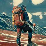 登山初心者必見!登山ザック・バックパックの選び方と背負い方。容量サイズなどの解説