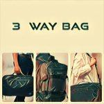 アウトドア派のおすすめ「3Wayバッグ」 35選!利便性と機能性が抜群で軽登山・キャンプ・ビジネスでも使い勝手を発揮する