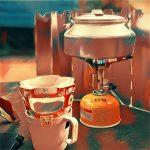 登山に役立つ超便利な湯沸かし器クッカーセット[ケトルセット編]道具のアイデアとスタッキングのコツを解説